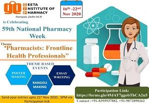 GIP pharmacy College in Delhi Notice1