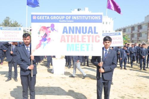 Annual Sports Meet